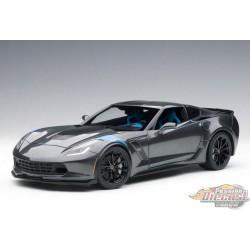 Chevrolet Corvette Grand Sport  Watkins Glen Grey  Autoart 1/18  Iten# AA-71272   Passion Diecast
