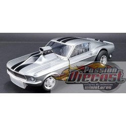 Acme Exclusive - 1967 Mustang Gasser - Gone In 6 Seconds 1/18 acme acme-18885 passiondiecast
