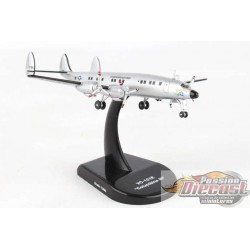 Lockheed VC-121E  Columbine III POSTAGE STAMP 1/300  PS5806-3 Passion Diecast