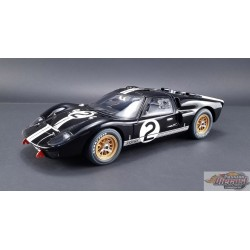 1966 Ford GT40 #2 - 1966 Le Mans Winner  The Masterpiece Collection 1:12 # M1201001  Passion Diecast