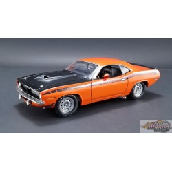 Plymouth Barracuda AAR 1970 Orange 1:18 ACME   A1806106  Passion Diecast