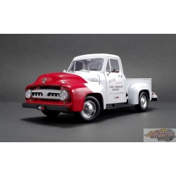 Ford F100  1953  - So-Cal Speed Shop Push Truck 1:18 ACME   A1807208   Passion Diecast