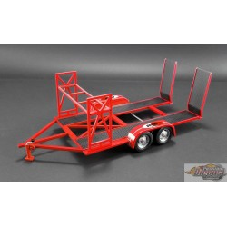 So-Cal Speed Shop 1:18 Tandem Car Trailer 1:18 ACME   A18907  Passion Diecast