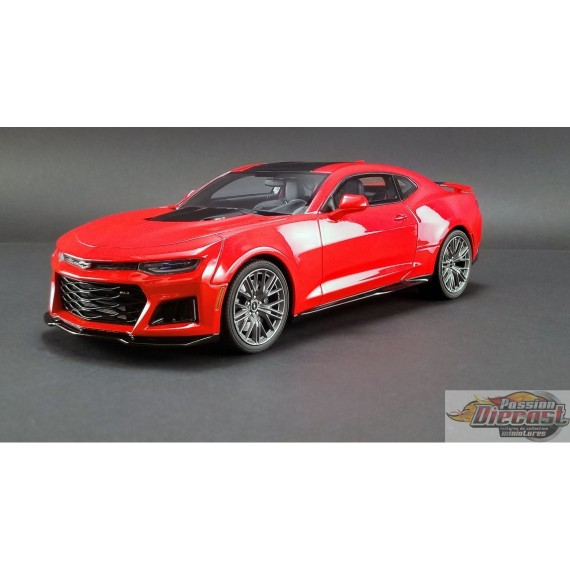 chevrolet camaro zl1 2017 rouge gt spirit 1 18 us012. Black Bedroom Furniture Sets. Home Design Ideas