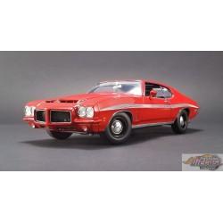 Pontiac LeMans GTO 1972 Cardinal Red 1:18  ACME A1801210  Passion Diecast