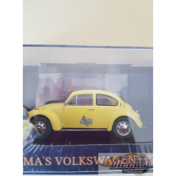 Greenlight 1/43 Once Upon A Time (2011-Current TV Series) - Emma's Volkswagen Beetle Green Machine Passion diecast