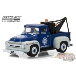 greenlight  1/64  - Running on Empty 5 1956 Ford F-100  GL-41050A Passion Diecast