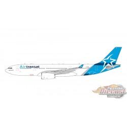 AIR TRANSAT  Airbus A330-200   REG C-GTSN Gemini Jets 1/400  GJTSC1744  Passion Diecast