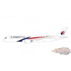 MALAYSIA  Airbus A350-900   REG 9M-MAB  Gemini Jets 1/400  GJMAS1742  Passion Diecast