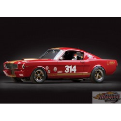 "Shelby G.T.350 H ""Rent A Racers 1966  Acme 1/18 A-1801823 Passion Diecast"