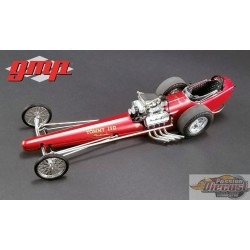 Tommy Ivo's Barnstormer Dragster - Bikini Beach    Vintage Dragster -GMP 1:18 G--18891     Passion Diecast