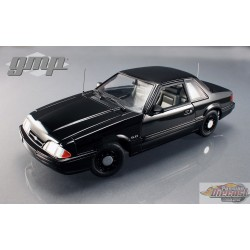 1992 Ford Mustang 5.0 FBI Pursuit Car GMP 1/18  G-18805  Passion Diecast