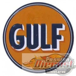 Aimant  Gulf  HBL-671974 PassionDiecast Open Road