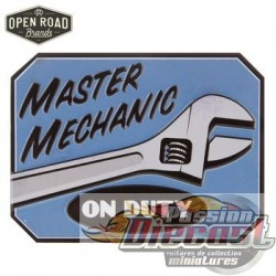 Aimant Master Mechanic On Duty HBL-1483619  PassionDiecast Open Road