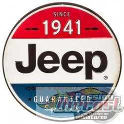 Open Road HBL-1278506  Jeep Metal Sign PassionDiecast