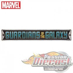 Open Road  HBL-5820212 Guardians of the Galaxy Metal Sign PassionDiecast