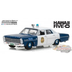 1:64 GreenLight Hollywood  20 GL-44800A  Hawaii Five-0 1967 Ford Custom  PassionDiecast