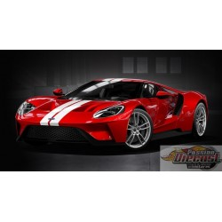 FORD GT 2018 - HERITAGE EDITION  GT Spirit 1:18   US008-B Passion Diecast