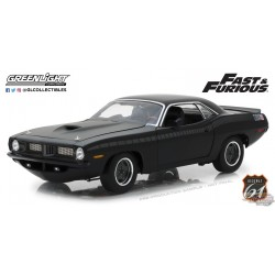 1:18 Highway 61 Rapide et Dangereux - Fast 7  Custom Plymouth Barracuda  hw-18006 Passiondiecast