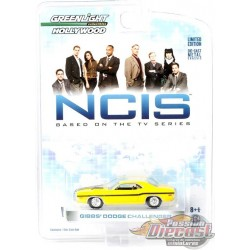 1:64 GreenLight GL-44620 1970 Dodge Challenger Hollywood NCIS (2003-Current TV Series) PassionDiecast