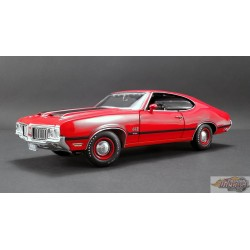 Oldsmobile 442 W-30 1970 Rouge 1:18 ACME  A 1805608  Passion Diecast