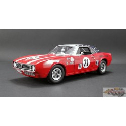 CHEVROLET CAMARO - JOIE CHITWOOD  NO 71 1967  1:18 ACME  A 1805712  Passion Diecast