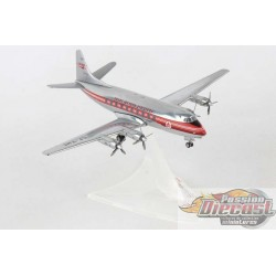 Trans Canada Air Lines Vickers Viscount 700  regCF-THI Herpa Wings  1/200 558952  Passion Diecast