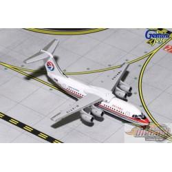 CHINA EASTERN BAE146  REG B-2712 Gemini Jets 1/400  GJCES1727  Passion Diecast