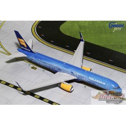 ICELANDAIR Boeing  757-200 80th Anniversary REG TF-FIR Gemini 200 G2ICE676  Passion Diecast