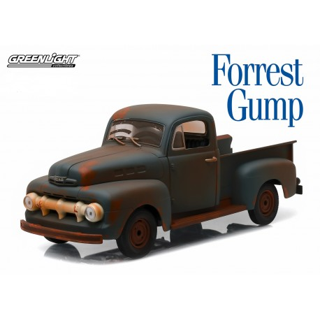 1/18 Greenlight   GL-86514 1951 Ford F-1 Pickup - Forest Gump (1994) Passion Diecast