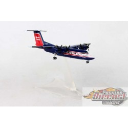 Wardair  De Havilland Canada DHC-7 reg C-GXVF Herpa Wings 1/200 HE 558792 Passion Diecast