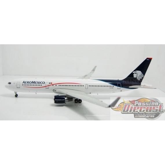 Aeromexico Boeing 767-300  REG XA-MAT  JC WINGS  1/200 JC2AMX723   xx2723  Passion Diecast