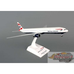 BRITISH AIRWAYS Boeing  777-300  REG G-STBC  SKYMARKS 1/200 SKR661   Passion Diecast