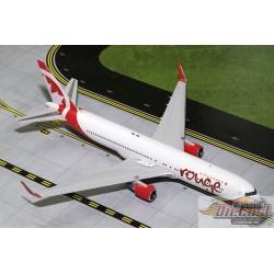 AIR CANADA ROUGE   Boeing 767-300W   C-FMLV  Gemini 200 G2ACA392  Passion Diecast