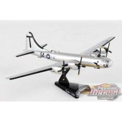 B-29 SUPERFORTRESS USAAF  POSTAGE STAMP 1/200  PS5388-2   Passion Diecast
