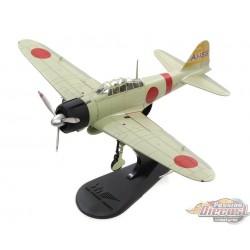 Mitsubishi A6M2 Zero  Sen Zeke  HOBBY MASTER 1/48  HA8801   Passion Diecast