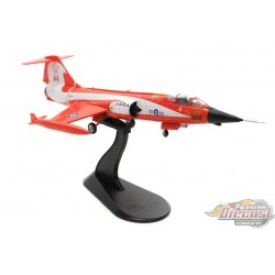 Canadair CF-104 Starfighter  Coke Bottle 421 Squadron, CAF, 1981 Hobby master: 1/72  HA1037  Passion Diecast