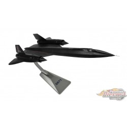 "Lockheed SR-71A Blackbird ""61-7962,"" Maj Terry Pappas & Capt. John Manzi, RIP Detachment Air Force 1 AF1-0088C  Passin Diecast"