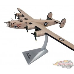 Consolidated  B-24D LIBERATOR  USAAF 376th BG, 512rd BS, 42-40563 Wongo Wongo Air Force 1 AF  0157  1/72  Passion Diecast