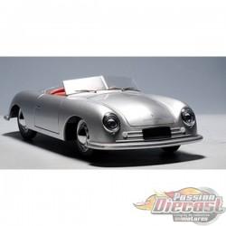 Porsche 356 no1 Silver 1:18 AUTOART   AA 78072  Passion Diecast
