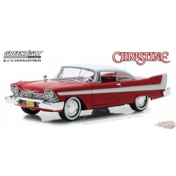 1/24 GREENLIGHT  1958 Plymouth Fury - Christine (1983)  GL-84071  passiondiecast