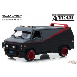1:24 GREENLIGHT The A-Team (1983-87 TV Series) - 1983 GMC Vandura GL-84072