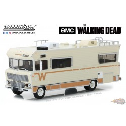 Greenlight 1/43 1973 Winnebago Chieftain The Walking Dead Dale's 86543 PASSION DIECAST