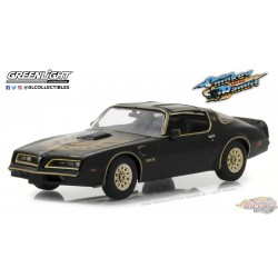Smokey and the Bandit  - 1977 Pontiac Firebird Trans Am Greenlight 1/43 86513 Passion Diecast