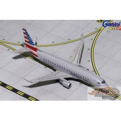 AMERICAN EAGLE Embraer ERJ175   REG N416YX  Gemini Jets  1/400 GJAAL1731  Passion Diecast