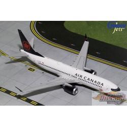 Air Canada Boeing  737 MAX 8 Reg  C-FTJV Gemini 200 G2ACA706  Passion Diecast