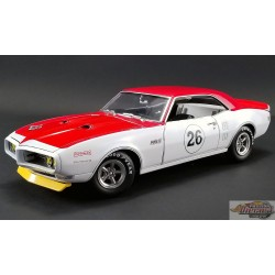 1968 PONTIAC TRANS AM FIREBIRD - JERRY TITUS NO 26  1969 Daytona  1:18 ACME  A1805210  Passion Diecast