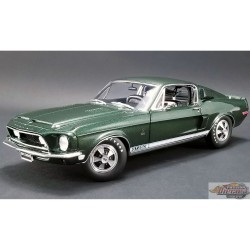 Shelby G.T.350 H  1968  ACME  A1801825  Vert Forêt Passion Diecast