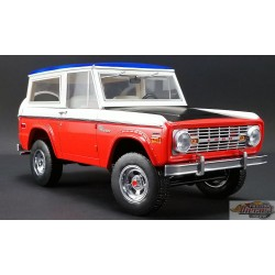 1971 FORD BRONCO - BILL STROPPE BAJA EDITION - ACME EXCLUSIVE  Acme  1/18 GL-51173 Passion Diecast