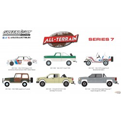 1/64 All-Terrain Series 7  Assortiment Greenlight 35110 Passion Diecast